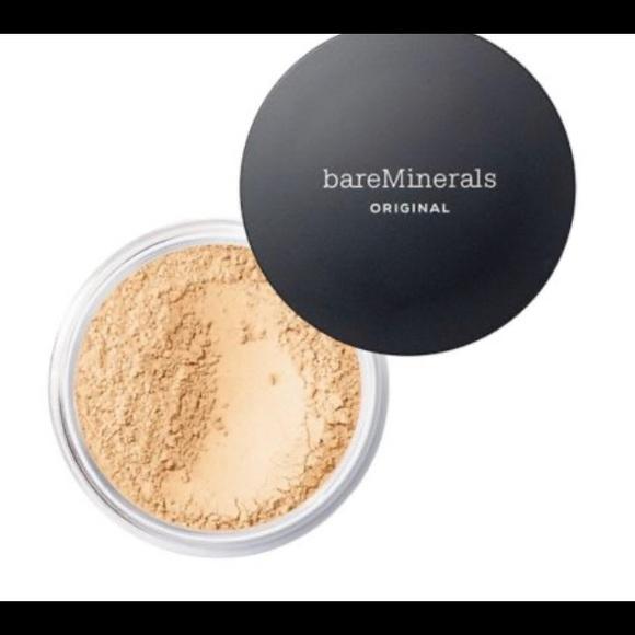 bareMinerals Other - Bareminerals Matte Powder FoundationGOLDEN FAIR 04